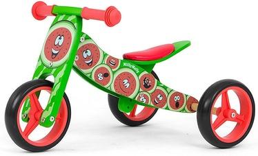 Балансирующий велосипед Milly Mally Jake Ride On Watermelon