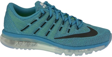 Nike Running Shoes Air Max 2016 806771-400 Blue 44.5