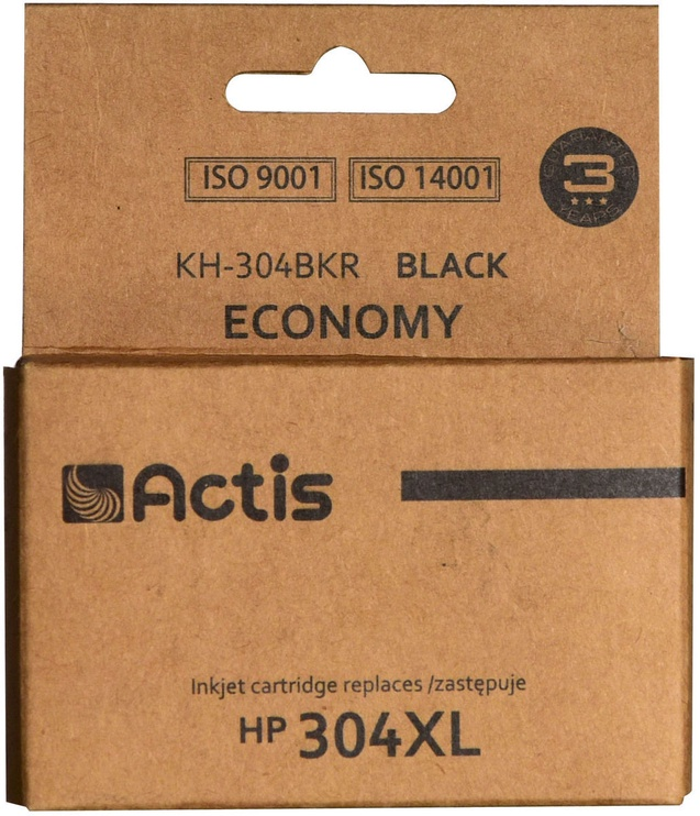 Actis KH-304 replacement for HP 304XL N9K08AE Black