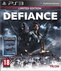 Defiance Limited Edition PS3