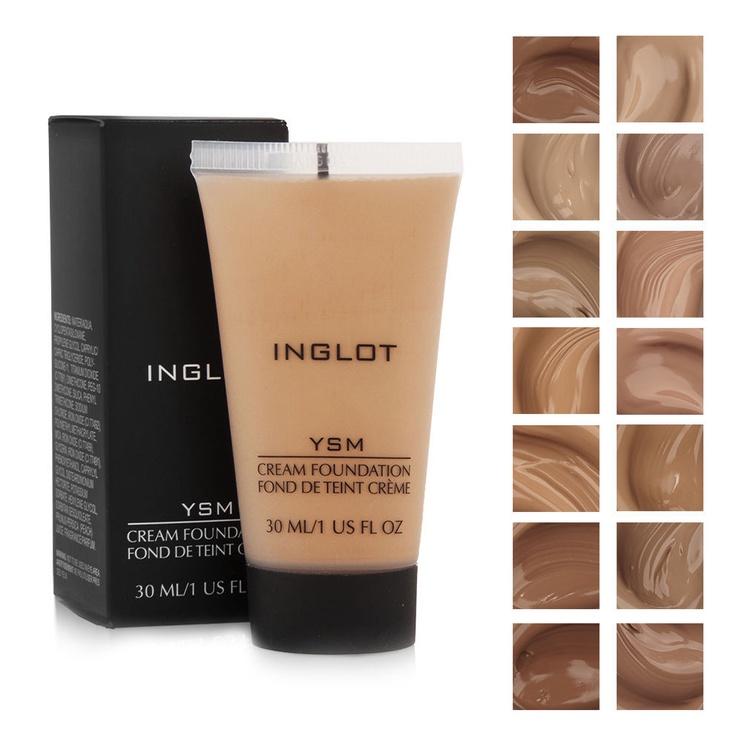 Inglot YSM Cream Foundation 30ml 40