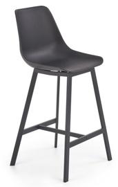 Bāra krēsls Halmar Modern H-99, melna