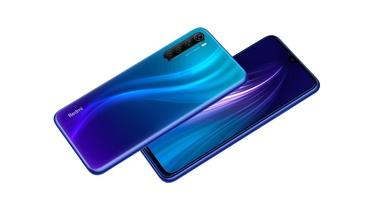 Mobilais telefons Xiaomi Redmi Note 8 2021, zila, 4GB/64GB