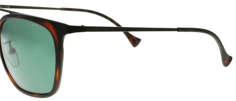Saulesbrilles Police Impact 1 SPL152N Z40P, 53 mm