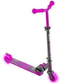 Детский самокат YVolution Neon Vector, розовый