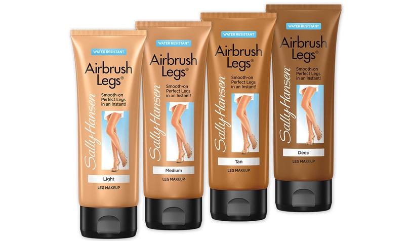 Sally Hansen Airbrush Legs Make Up Lotion 125ml Fairest