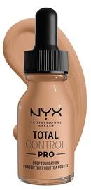 Tonizējošais krēms NYX Total Control Pro Medium Olive, 13 ml