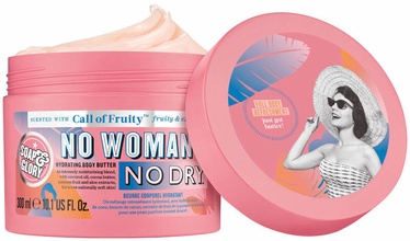 Soap & Glory No Woman No Dry Hydrating Body Butter 300ml