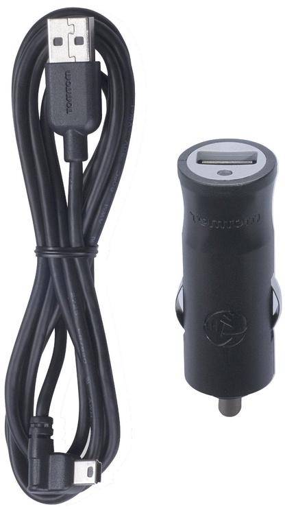 TomTom Car Charger USB Black