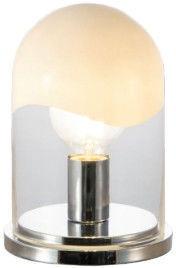 Nino Catania Table Lamp 42W E14 Transparent/Chrome