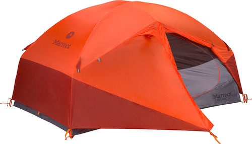 Telts Marmot Limelight 2P Cinder / Rusted Orange