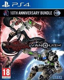Bayonetta and Vanquish 10th Anniversary Bundle PS4
