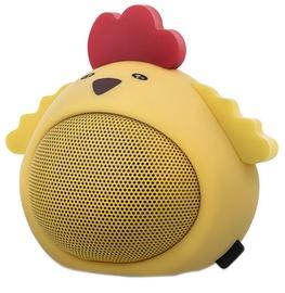 Беспроводной динамик Forever ABS-100 Chicky Yellow, 3 Вт