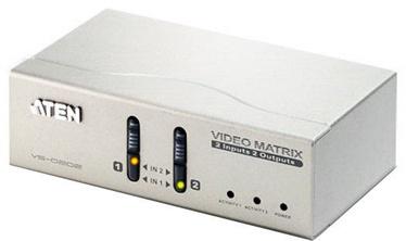 Aten VS0202-AT-G 2x2 VGA/Audio Matrix Switch