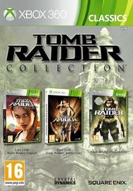 Tomb Raider Collection: Legend, Anniversary and Underworld Xbox 360