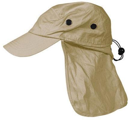 Vasaras cepure Basic Nature Legionnaire Cap with Flap XL