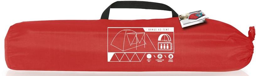 Telts Bestway 68012 Pavillo Range X3 Tent Red