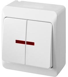 Elektro-Plast Hermes 0342-02 White