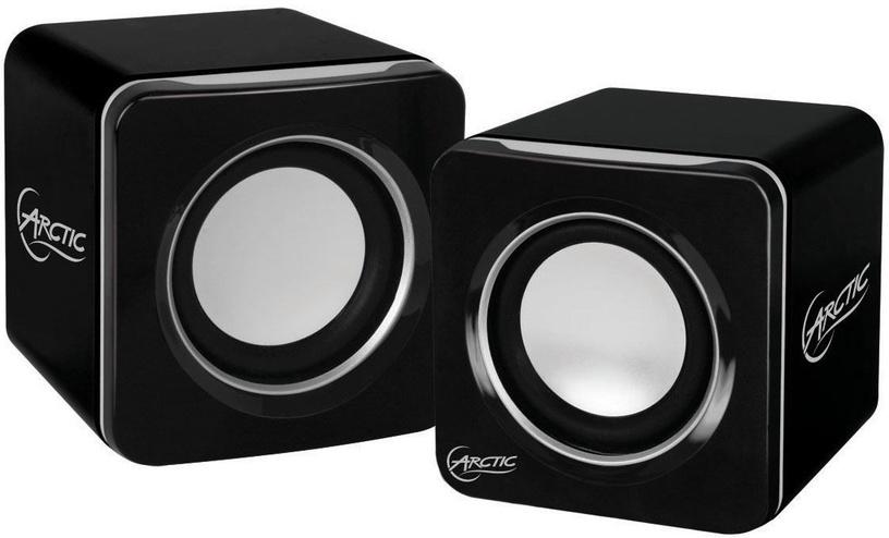 Bezvadu skaļrunis Arctic S111 BT SPASO-SP009BK-GBA01 Black, 4 W