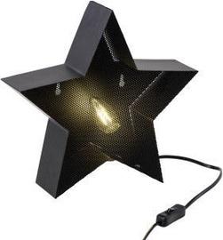 Brilliant Star Table Lamp 25W E14 Black