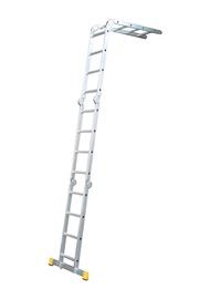 Лестница Forte Tools 4413, 4 * 4 pack