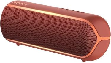 Bezvadu skaļrunis Sony XB22 Extra Bass Red