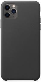 Hurtel Eco Leather Back Case For Apple iPhone 11 Pro Max Black