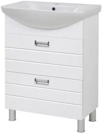 Julius Trading Boston T0117BSN Cabinet 600x820x209mm White