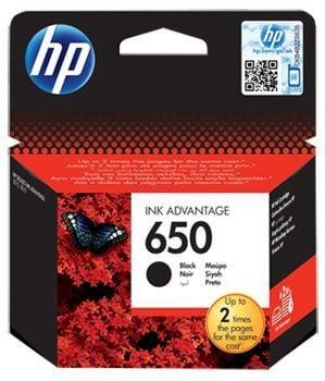 HP 650 Ink Cartridge Black