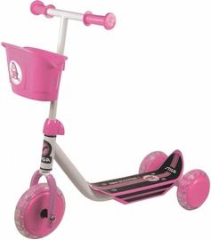 Детский самокат Stiga Mini Kid 3W White/Pink
