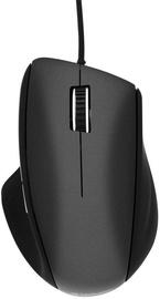 Verbatim GO ERGO Optical Mouse Black
