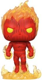 Rotaļlietu figūriņa Funko Pop! Marvel Fantastic Four Human Torch 559