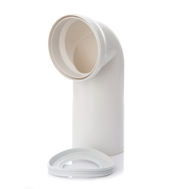 Viega 100551 Elbow White