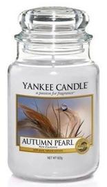 Ароматическая свеча Yankee Candle Classic Large Jar Autumn Pearl, 623 г