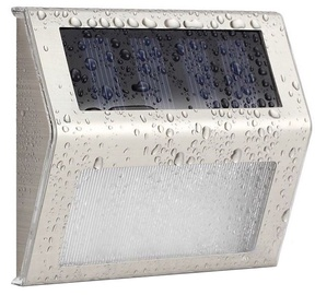 Maclean Motion Sensor Wall Lamp LED Grey