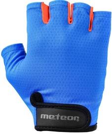 Перчатки Meteor, синий/серый, M