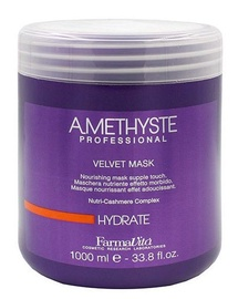 Matu maska Farmavita Amethyste Hydrate Velvet, 1000 ml