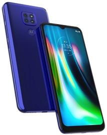 Mobilais telefons Moto Motorola Moto G9 Play, zila, 4GB/64GB
