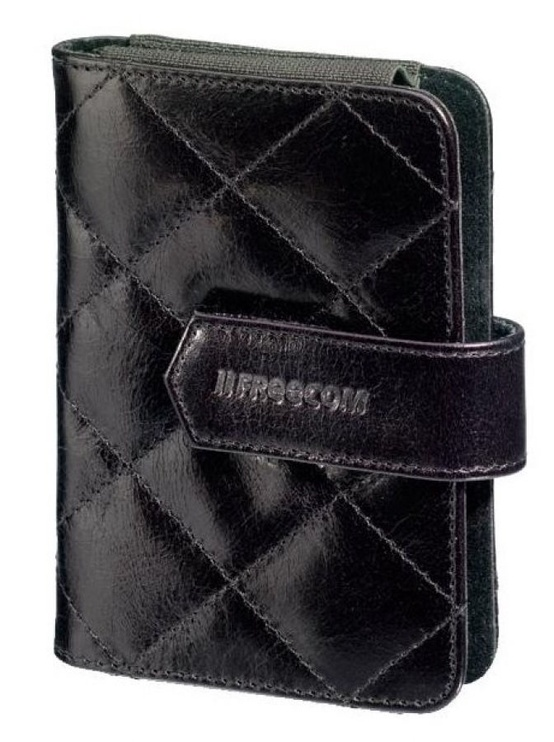 "Freecom Leather XXS HDD Case 2.5"" Black"
