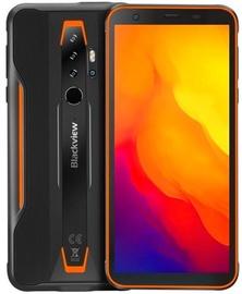 Mobilais telefons Blackview BV6300, oranža, 3GB/128GB