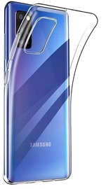 Fusion Ultra Clear Series Back Case For Samsung Galaxy A41 Transparent