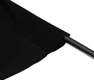 Falcon Eyes Background Cloth 2.9x5m Black