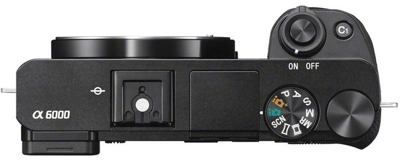 Sony Alpha A6000 Black