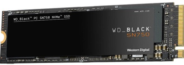 Servera cietais disks (SSD) Western Digital SN750, 250 GB
