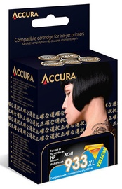 Accura Ink Cartridge HP 15ml Yellow