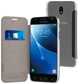Muvit Folio Cover For Samsung Galaxy J5 J530 Black
