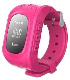 Viedpulkstenis ART Smartwatch With GPS Locator Pink