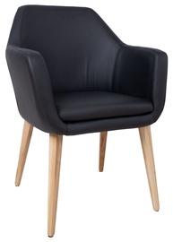 Home4you Tamara Chair Black