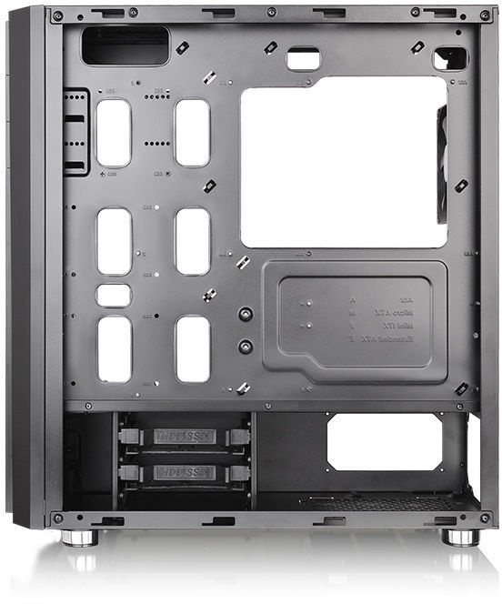 Thermaltake Versa H26 Tempered Glass Edition ATX Mid-Tower