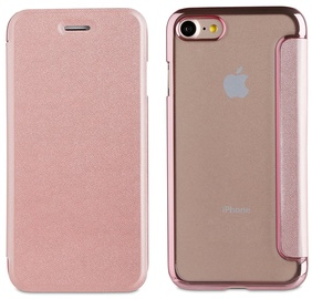 Muvit Life Flip Case For Apple iPhone 7/8 Rose Gold
